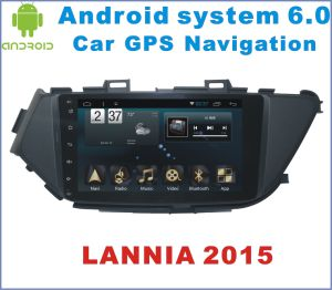 New Ui Android 6.0 Car DVD for Nissan Lannia 2015 with Car GPS
