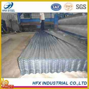 Hot Selling Gi Corrugated Galvanized Steel Sheet in Ukraine pictures & photos