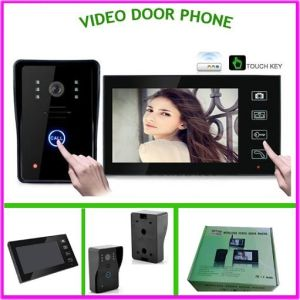 "7"" 2.4G Wireless Video Doorbell Intercom for Home Security 1V2 pictures & photos"