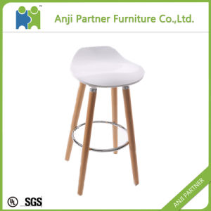 Relaxing Spirit and Mind Design Modern Plastic Bar Stool (Banyan) pictures & photos