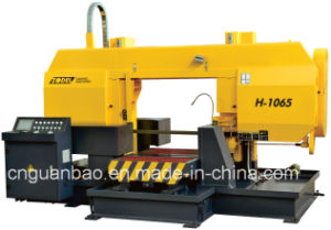 New Style Band Saw Machine H-1065 for 2017 pictures & photos