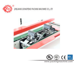 2016 Top Sale Dongfeng Side Drive Belt Carton Sealer Fxj6050 pictures & photos