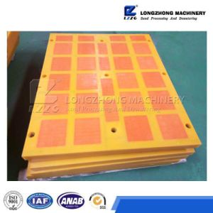 Polyurethane Screen with Environmental Material pictures & photos