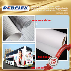 Ecosolvent Printing Graphic Sticker Vehicle Wrap Flex Vinyl Banner Material pictures & photos