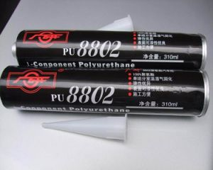 Waterproof Automotive Window/Metal Polyurethane Adhesive/Sealant pictures & photos