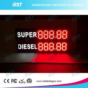 High Brightness Outdoor Waterproof LED Gas Price Sign Display pictures & photos