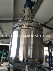 Stainless Steel Reaction Tank / Vessel for Food Use pictures & photos