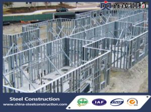 Steel Frame Structure House for Villa, Office and Accommodation pictures & photos
