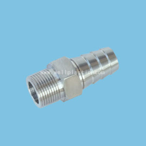 Zinc Anodized Nozzle with Yellow Color pictures & photos