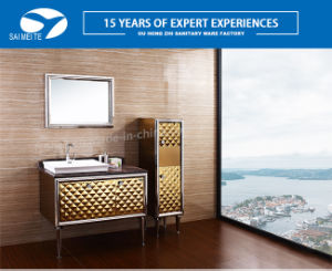 Buy Furniture From China Fantastic Stainless Steel Bathroom Cabinet Foshan pictures & photos