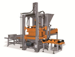 Manual Block/Brick Making Machine Qft3-20 pictures & photos