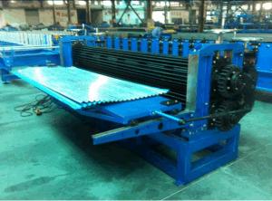 Barrel Type Metal Sheet Corrugation Machine pictures & photos