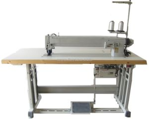 Long Arm Mattress Label Zigzag Sewing Machine pictures & photos