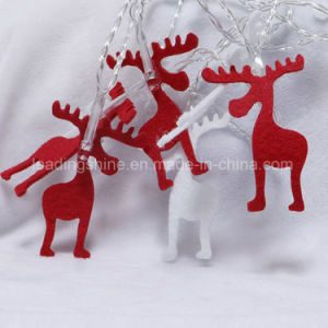 Deer AA Battery Operated Fairy Light Pure White pictures & photos