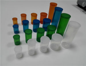 Squeezetop Pop Open Rx Pill Bottles Prescription Containers pictures & photos