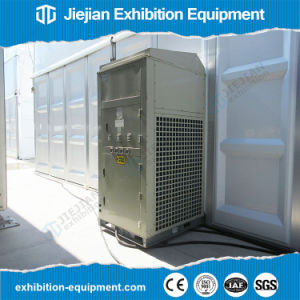 Floor Standing Type Central Cooling System Air Cooled Air Handling Unit pictures & photos