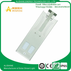 New 30W Outdoor Solar Lamp LED Light with PIR Sensor pictures & photos