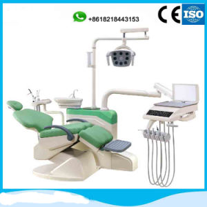 Top Mounted Medical Equipment Dental Unit Chair pictures & photos