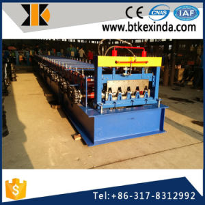 Kxd H75 Steel Roofing Floor Deck Roll Forming Machinery pictures & photos