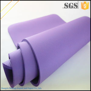Custom Wholesale Yoga Mat Material Rubber Eco Friendly pictures & photos