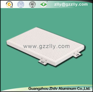 Customized Sizealuminum Curtain Metal Ceiling for Shopping Mall pictures & photos