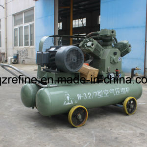 Kaishan 18.5kw 7bar 112cfm Small Portable AC Air Compressor W-3.2/7D pictures & photos