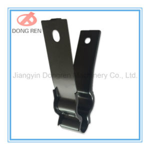 Metal Double Pipe Clamp 1 pictures & photos