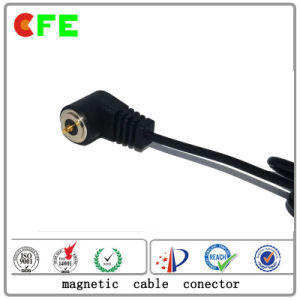 1pin Waterproof Magnet Cable Connector for Electronic pictures & photos