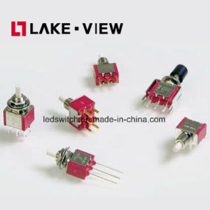 SGS Metal Toggle 6 Pins Way Switch Used in Power Tooling Machine pictures & photos