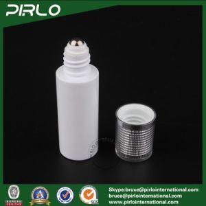 30ml 1oz Cylinder Round Plastic Deodorant Roll on Bottle Essential Oil Plastic Bottle Plastic Perfume Massage Roll on Bottle pictures & photos