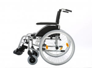 Steel Manual, Muti-Functional, Light Weight Wheelchair (YJ-037) pictures & photos