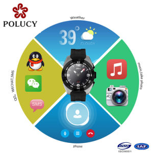 New Product LED Screen Smart Digital Colorful Silicone Sport Wrist Watch pictures & photos