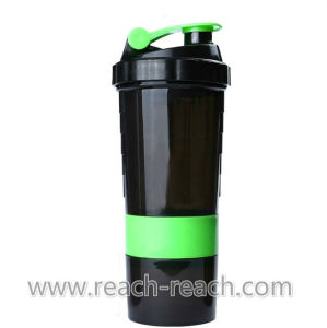 Plastic Protein Blender Shaker Cup (R-S039A) pictures & photos