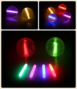 Glow Bouncing Ball Glow Ball Popular Bouncingball (QK439) pictures & photos