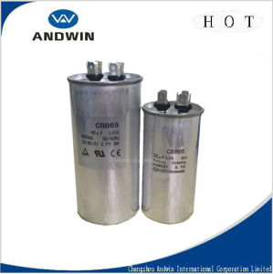 Cbb65 40UF Run Capacitor for Air Conditioner/Motor Run Capacitor pictures & photos