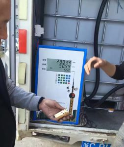 Various Products Fuel Oil Dispenser pictures & photos
