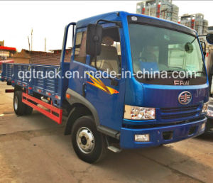 FAW Low Price Waw 8 Ton Cargo Truck pictures & photos