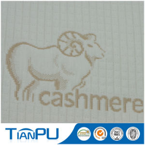 New Pattern Design Cashmere Jacquard Textiles Mattress Ticking Fabric pictures & photos