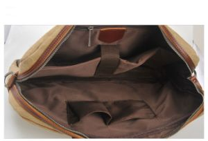 Canvas Fabric Unisex Washed Designer Hand Bag (RS-8571D) pictures & photos