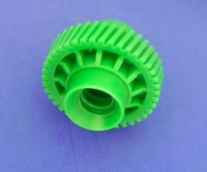 Three Part Plastic Helical Gear pictures & photos
