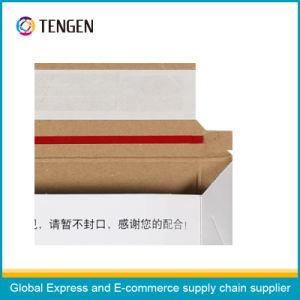 Customized Printing Stereoscopic Cardboard Envelope pictures & photos