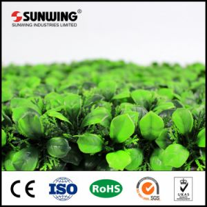 Best Selling Eco-Friendly Plastic Artificial IVY Leaf Wall pictures & photos
