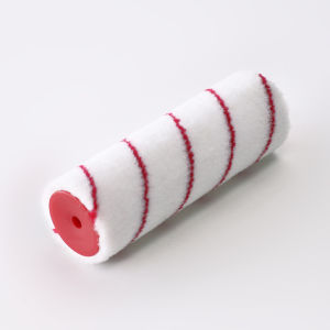 Red Strips Nylon Paint Roller pictures & photos