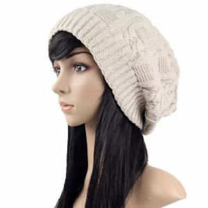 Autumn Winter Fashion Slouchy Hat pictures & photos