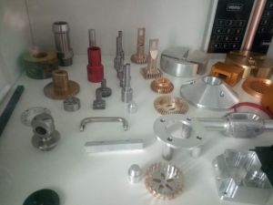 OEM Custom CNC Parts, CNC Machining Part with Coating pictures & photos