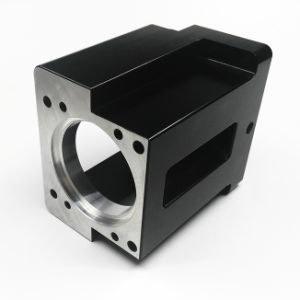 Customized High Precise CNC Machining Anodized Aluminum Frame pictures & photos