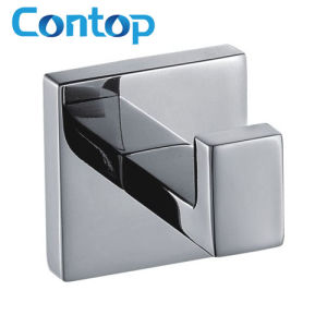 Bathroom Accessories Brass Square Robe Hook pictures & photos