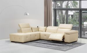 Living Room Sofa with Recliner Modern Sofa Design for Home Sofa pictures & photos