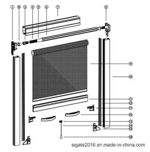 "Kit of Accessories for Insect Screen/Fly Screen ""Mk03"" pictures & photos"