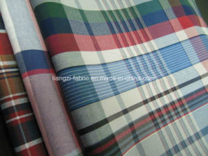 Cotton Yarn Dyed Colorful Check Fabric for Shirts pictures & photos